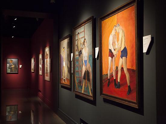 Институт русского реалистического искусства показал уникальное выставочное пространство
