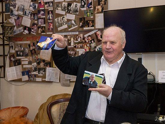 Заслуженный артист России  Сергей Фетисов оказался между небом и землей