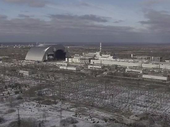 На  Чернобыльскую АЭС надели колпак, который будет предохранять от заражения 100 лет