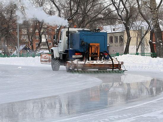Долой диван: Кемерово готовится к активной зиме