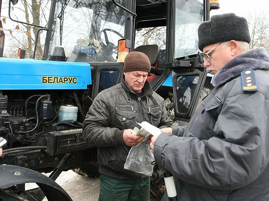 """В Туле проходит операция """"Погрузчик-2016"""""""