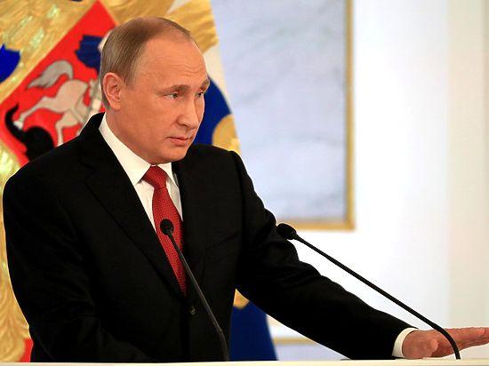 Путин прокомментировал громкие аресты: борьба с коррупцией — не шоу