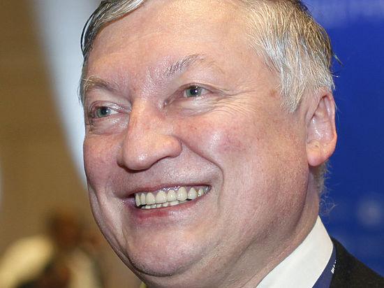 Анатолий Карпов объяснил, почему Карякин проиграл Карлсену
