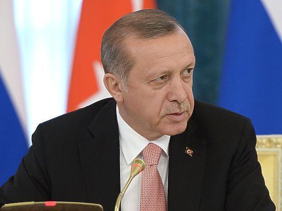 МИД РФ встревожило заявление Эрдогана о свержении Асада