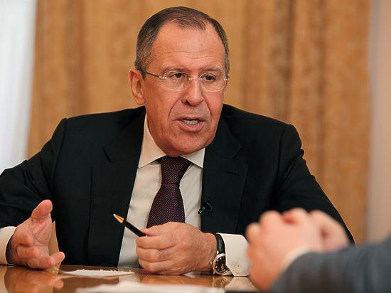 Лавров рассказал о прорывных предложениях США по Алеппо