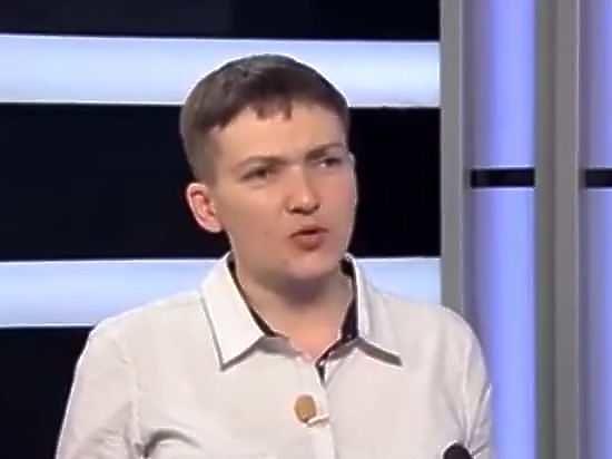 Савченко предупредила о захвате