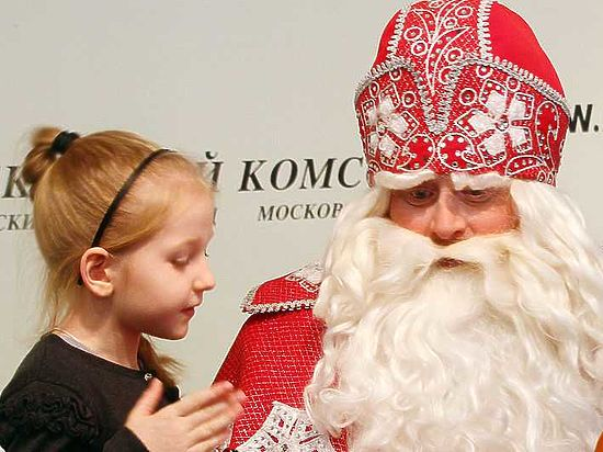 Главный Дед Мороз России назвал топ-3 новогодних детских желаний