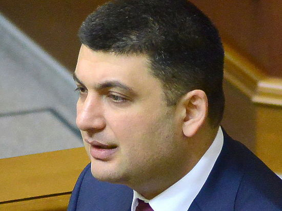 Гройсман пожурил СМИ Украины за «утку» о переносе «Евровидения»