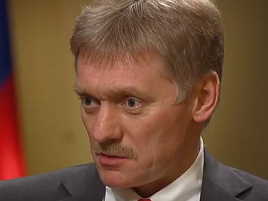 По словам Пескова, боевики вели прицельный огонь