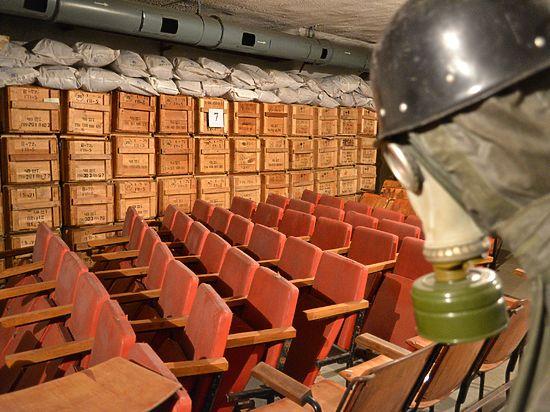 Противоатомный бункер на нижегородской Стрелке мог бы стать музеем