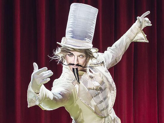 Ивонн Кальман очень высоко оценила «Принцессу цирка»