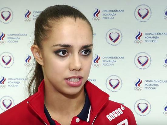 Сухоруков сделал предложение гимнастке Мамун под крики «Горько!»