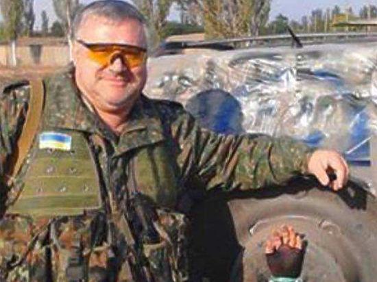 Украинский военный похвастался фотографией с «лапкой ополченца»