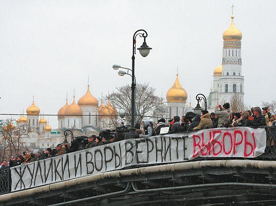 Политолог Валерий Соловей раскрыл сценарий революции