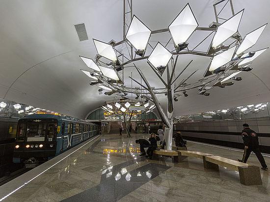 Они планируют за рекордно короткое время посетить все станции подземки