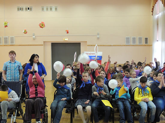 Обучение особенных детей: московская школа подала пример