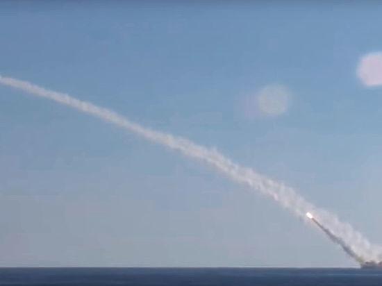 Шойгу рассказал Путину об ударе «Калибром» по ИГИЛ с подлодки
