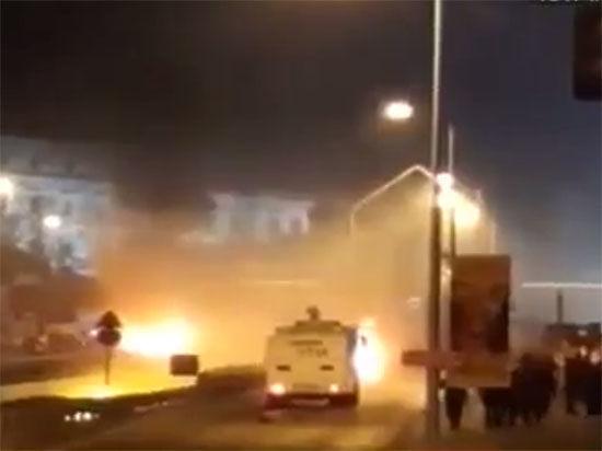 Двойной теракт у футбольного стадиона в Стамбуле унес 29 жизней
