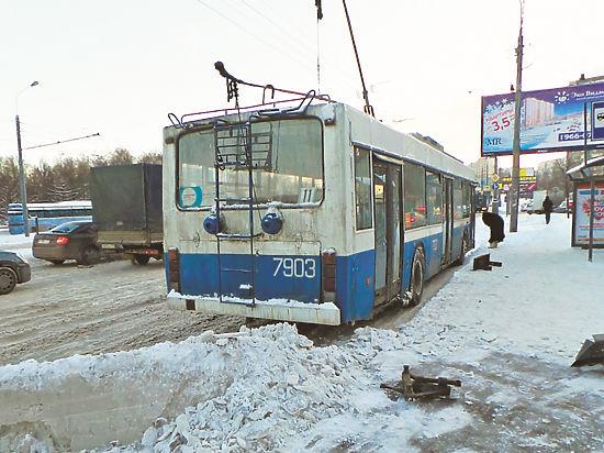 К 2018 году от этого вида транспорта в Москве может остаться 200машин и один парк