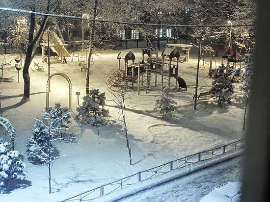 На Москву надвигаются 20-градусные морозы
