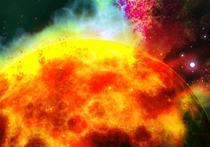 На расстоянии около тысячи световых лет от Земли астрофизики обнаружили огромную планету, облака  на которой, по всей вероятности, содержат корундум — минерал,  разновидностями которого являются рубины и сапфиры