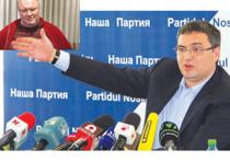 «Черного банкира» привезут  в Молдову для клеветы на Усатого