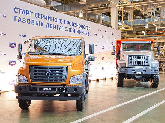 Новые российские газовые двигатели — прорыв года