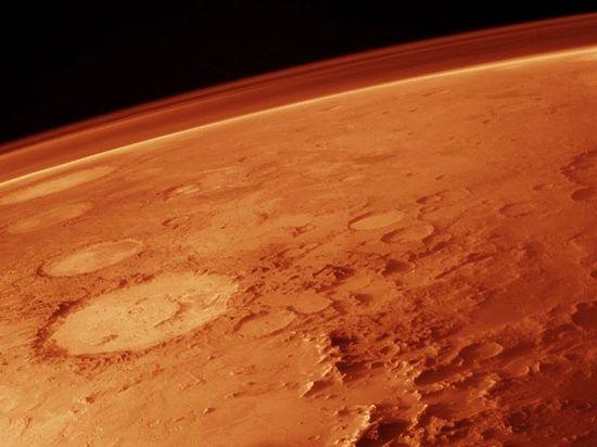Бор на Красной планете позволяет допустить, что однажды она могла быть обитаема