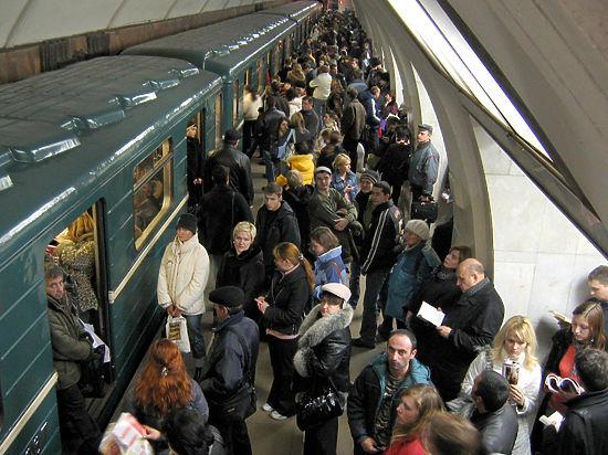 В несчастных случаях в столичном метро виноваты сами пассажиры