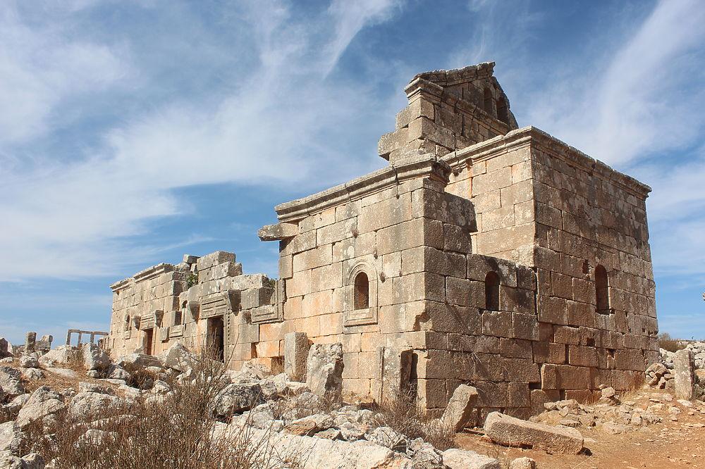 Российские ученые изучили уцелевшие памятники Пальмиры