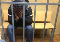 """Мещанский суд Москвы в пятницу заключил под стражу до 14 февраля 2017 года Тамерлана Цечоев - одного из четырех предполагаемых участников террористической группы, готовивших серию взрывов в Москве на новогодние праздники, сообщает корреспондент """"МК"""" из зала суда"""