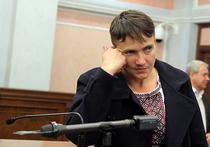 Депутат Верховной Рады Надежда Савченко обнаружила сходство между ополченцами Донбасса и активистами Майдана