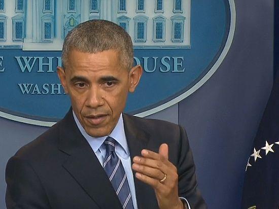 Обама заявил о прекращении хакерских атак после разговора с Путиным