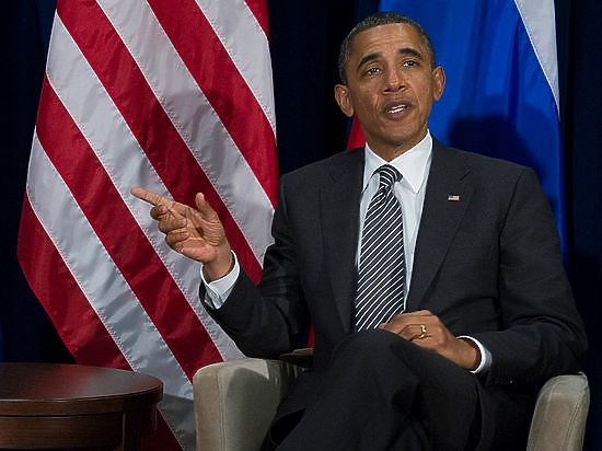 Обама назвал условия применения кибероружия США против России
