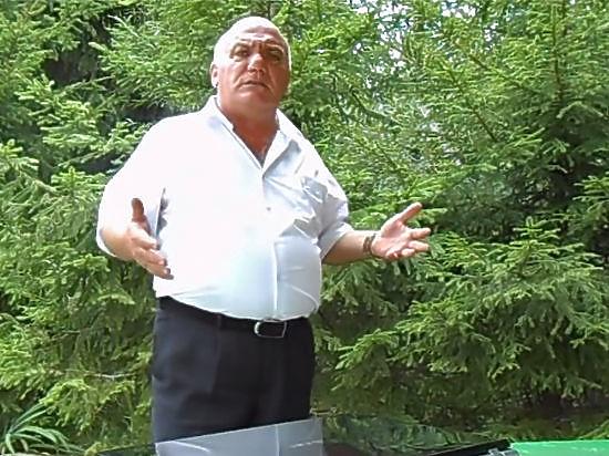 Бизнесмен Петросян, захвативший банк: «Я солдат президента, а не террорист»