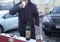 Как выяснилось, московские бомжи не боятся умереть от алкогольных суррогатов типа «Боярышника»
