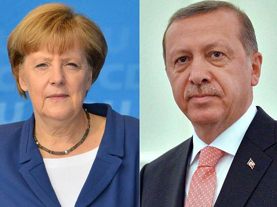 Эрдоган и Меркель как два полюса геополитики: кто дальновиднее