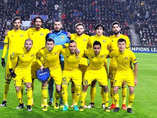 В Швейцарии определили соперников в плей-офф Лиги Европы