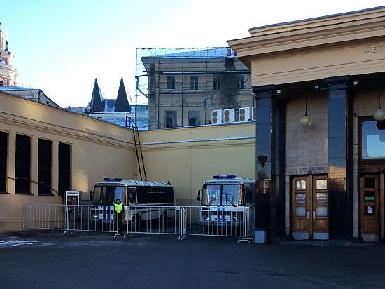 После теракта в Берлине мы проверили охрану рождественских ярмарок Москвы