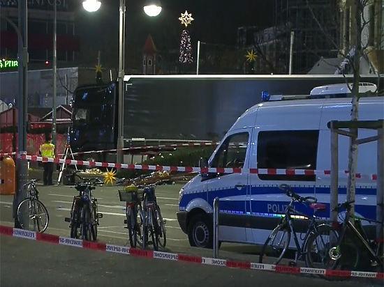 Теракт в Берлине: убийца может быть на свободе