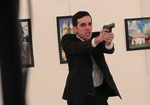 """Сирийская вооруженная коалиция """"Джейш аль-Фатх"""", которая также включает в себя боевиков запрещенной в России группировки """"Джебхат ан-Нусра"""",  взяла на себя ответственность за убийство посла РФ в Турции Андрея Карлова"""