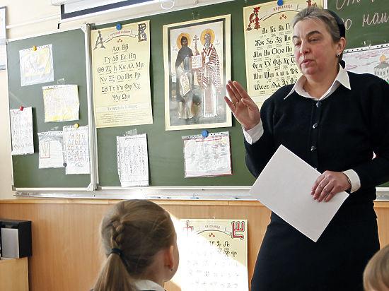 В РПЦ заявили о недостатке православного образования школьников