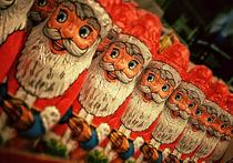 Группа исследователей, представляющих Университет Ноттингем Трент в Великобритании, назвали возраст, в котором дети, чаще всего, перестают верить в Санта-Клауса или Деда Мороза, даже если родители об этом не догадываются