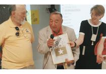 Со Степаном Пучиняном — старейшиной режиссерского цеха («Из жизни начальника уголовного розыска», «Тайны мадам Вонг»), отметившим осенью 89‑летие, мы встретились на Форуме национальных кинематографий в Москве