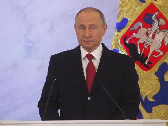 Путин заявил, что Россия сильнее любого агрессора, но ситуация изменчива