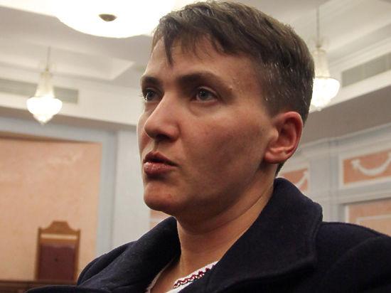 «Позорит Украину»: Савченко выгнали из  делегации ПАСЕ