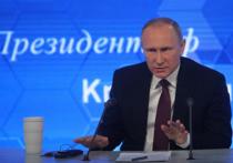 Путин дал совет Киеву, чтобы украинскую армию не считали оккупантами Донбасса