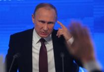 От большой пресс-конференции Владимира Путина, как и ранее — от его послания Федеральному собранию, напрасно ждали мегановостей