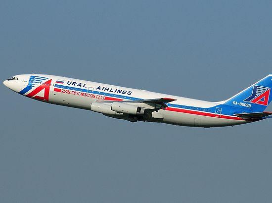 Таджикистан запретил «Уральским авиалиниям» совершать рейсы из четырех российских городов