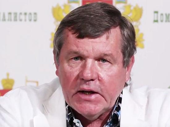 Известный бард Александр Новиков отправлен под домашний арест